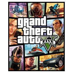 Jogo Gta V Xbox 360, Aceito Troca.
