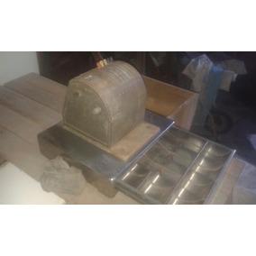 Caja Registradora Antigua Hugin