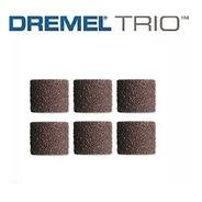 Lijas Bandas Dremel Trio Tr 408 Grano 60 X6un