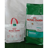 Royal Canin Mini Junior X 15k+ Kit De Regalo( 1kg + Vaso)