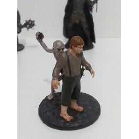 Miniatura Gollum Senhor Dos Anéis - Eaglemoss