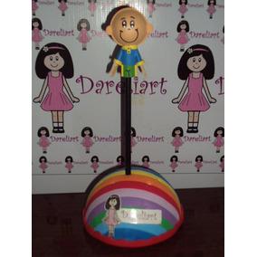 Ponteira Caillou Em Eva 3d 8 Cm - Discovery Kids (c/ Lápis)