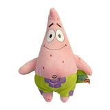 Peluche Original Patricio Bob Esponja Nickelodeon 30cm