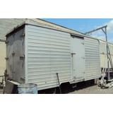 Furgón Para Camión Ford Cargo 815 Usado