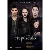 Coleccion Completa Saga Crepusculo 7 Dvds Originales Nuevos