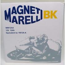Bateria Magneti Marelli Cb 400/450 Elefant Mm12aa + Brinde!!
