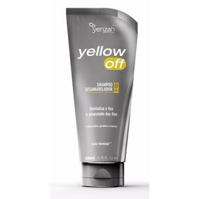 Yenzah Shampoo Desamarelador Yellow Off - 200ml