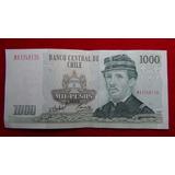 Billete De 1000 Pesos Chileno, Año 2005 (#38)