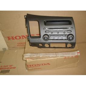 Radio Civic 2008/2010 Somente Frontal Honda 39170snjm51za