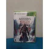 Assasins Creed Rogue Xbox 360