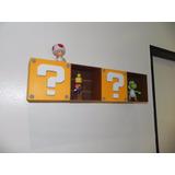 Repisa, Estanteria. Super Mario Bros 60 Cm. Con Puertas En ?