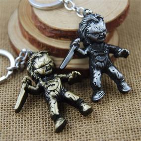 Chaveiro Chucky Boneco Assacino Metal