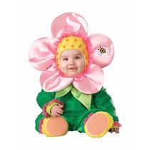 Disfraz De Flor Rosa Bebes Primavera Niñas Animales Trajes