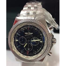 Relógio Breitling For Bentley Original Cx Manual Certificado
