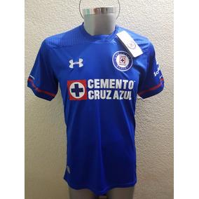 Nuevo Jersey Playera Cruz Azul 2018 Local