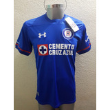 Nuevo Jersey Playera Cruz Azul 2018 Local