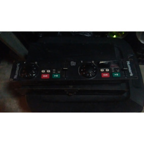 Cd Player Numark Mesclador Minitecas Dj