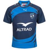 Camisa Montpellier Herault França Rugby Tam P Original Rara