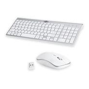 Teclado Y Mouse Kit Inalambrico Usb  2.4 Ghz Wim