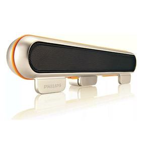 Philips Spa5210/10 Soundbar Para Notebook Usb Portatil