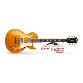 Guitarra Les Paul Cort Cr 200 Gt