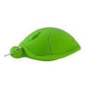 Mouse Optico Forma De Tortuga Cable Usb