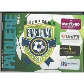 Tabela Campeonato Brasileiro 2017 Serie A,b Na Mesma Tabela