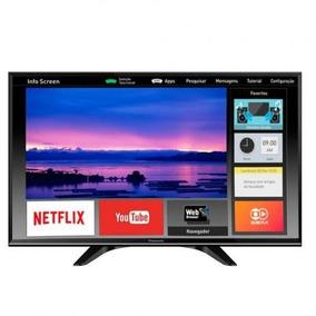 Smart Tv Led 32 Hd Panasonic Tc-32es600b Com Wi Fi