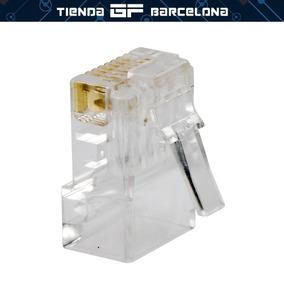 Conector Rj45 Por Unidad Cat5e Somos Tienda En Barcelona