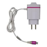 Cargador Rápido Usb 3.1a De Pared, 2 Puertos+cable Micro Usb