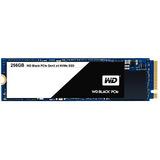 Wd Black 256 Gb Performance Ssd - 8 Gb / S M.2 Pcie Nvme Un