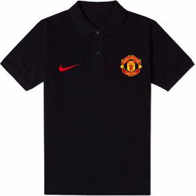 Camiseta Polo Camisa Polo Manchester United Fc Futebol !!!