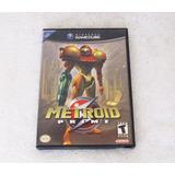 Metroid Prime Gamecube Y Wii Completo C/manuales