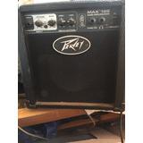 Amplificador Peavey Mod: Max126