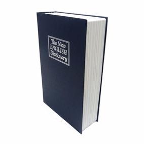 Caja Valor En Forma De Libro Plastico De 24 Cm Dinero Obi