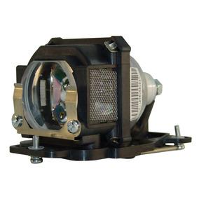 Lámpara Con Carcasa Para Panasonic Pt Lm1u Proyector