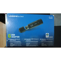 Linksys Cisco Wusb54gc Wireless Usb 802.11g Adapter V3