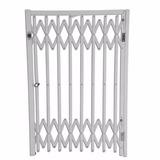 Grade Porta Corredor Escada Sanfonada Pet Bebe Proteção