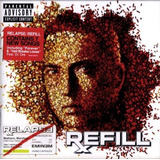 Eminem Cd Doble Relapse Refill Nuevo Sellado Original