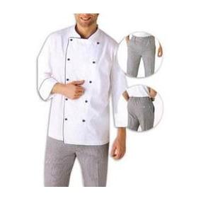 Conjunto Uniforme Chef Cozinha