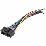 Cachimbo Alimentação Para Toca Cd Sony Cdx-6507 6507 Cabo