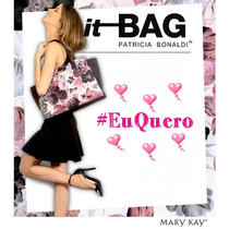 Bolsa Mary Kay It Bag Patricia Bonaldi Frete Gratis