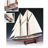 Kit Bluenose, Escuna Pesca 1921-importado, Barco De Madeira