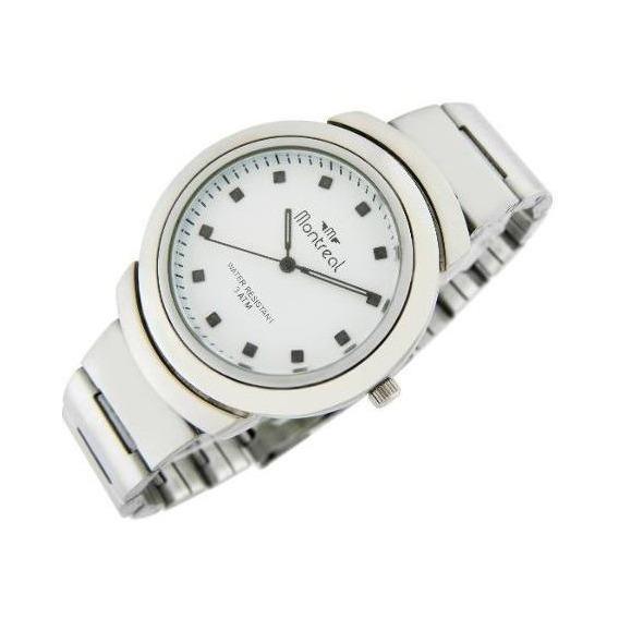 Reloj Montreal Hombre Ml440 Sumergible Envío Gratis