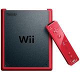 Wii Mini Con Mario Kart Wii - Rojo