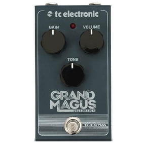 Pedal Tc Electronic Distorção Grand Magus Distortion