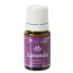 Aceite Esencial De Lavanda 5ml (grado Terapéutico)