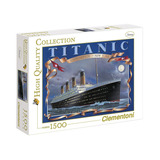 Quebra Cabeça Clementoni 1500 Peças Rms Titanic Puzzle