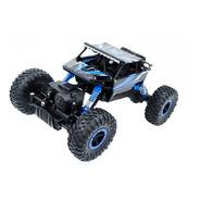 Carro Rc 2.4g 4ch 4wd Rock 4x4 Motores Bigfoot Off-road
