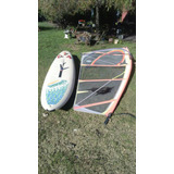 Equipo De Windsurf Raceboard Sodim 240 Litros